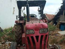 Price of tractors and digger is 215000