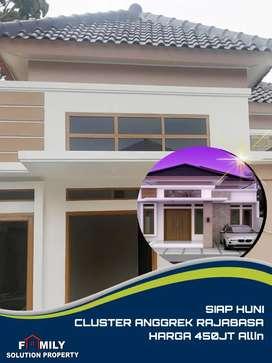 Siap Huni Rumah Minimalis Depan INDOGROSIR