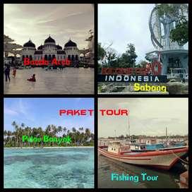 Banda Aceh - Sabang Tour