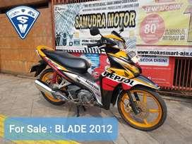 Blade 2012 Repsol cocok utk budgetan Pajak Hidup Model Supra ZA