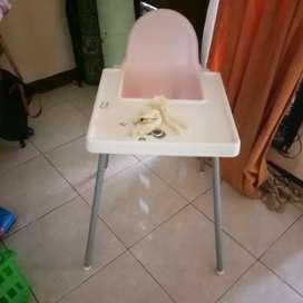 Baby chair ikea