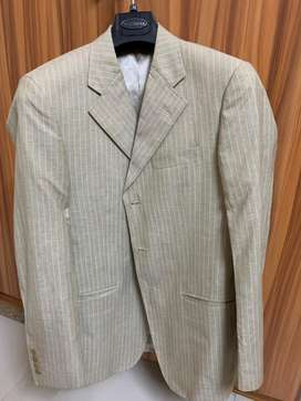 Linen Van Heusen Brand new Suit