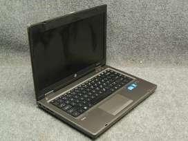 HP Elitebook / Corei5 2nd gen/4gb/500gb Hdd/adapter