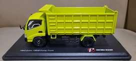 Diecast/miniatur Hino Dump Truck