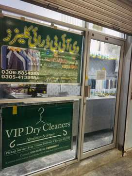 Vip dry cleaners