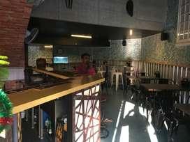 Running Restaurant Lounge bar for Rent karve road nal stop pune