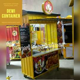 BOOTH SEMI CONTAINER/BOOTH CONTAINER/BOOTH PORTABLE