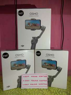DJI Osmo Mobile 3 Combo Garansi Resmi