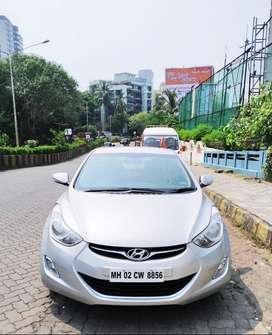 Hyundai Elantra 1.8 SX MT, 2013, Petrol