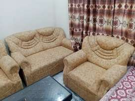 Sofa set 7 seater Good condition