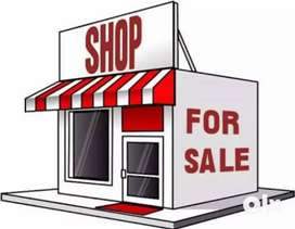 Shop for sale in Thrissur-Kunnamkulam Highway