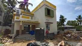 New house for sale in Sreekaryam Powdikonm 96/331212/91