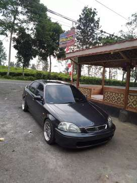 Civic ferio 1997 manual tt siap nambah