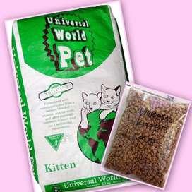 Makanan Kucing Universal