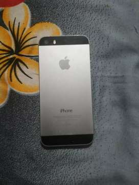 Apple iPhone 5s 16gb Space Grey in good condition with Bill nd charger