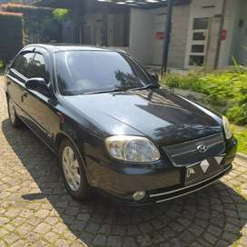 Hyundai avega tipe SG manual 2007 terawat