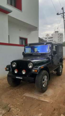 title: MAHINDRA THAR MM550 4×4 SALE OR EXCHANGE