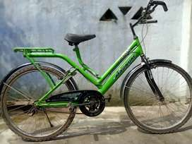8 months used bicycle