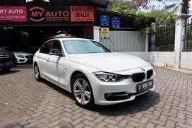 BMW 320 Sport F30 Tahun 2014 Great Condition