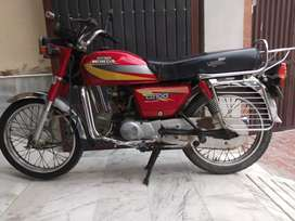 Hero Honda CD 100 model 2002 29034 km driven