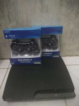 PS 3 fat 500GB  full Game 2