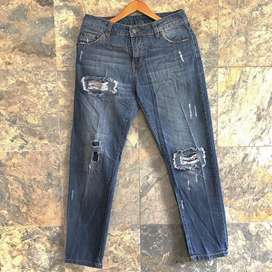 Jeans ombre DUST