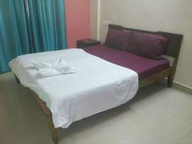 Service Apartment Available For Rent In Bellandur Near Central Mall.