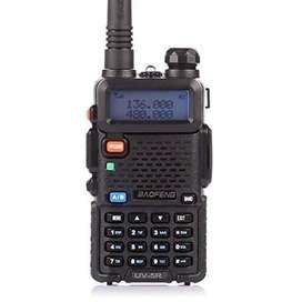 BAOFENG HT Handy Talky UV5R Walkie Talkie Radio Komunikasi UV-5R