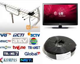 Agen Pasang Sinyal Antena Tv Siaran Dalam Negeri