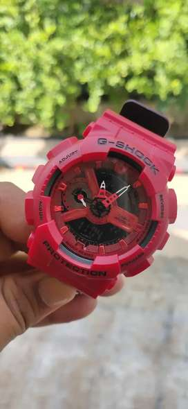 Brand new watch(red colour)