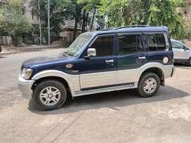Mahindra Scorpio SLX 2.6 Turbo 7 Str, 2005, Diesel