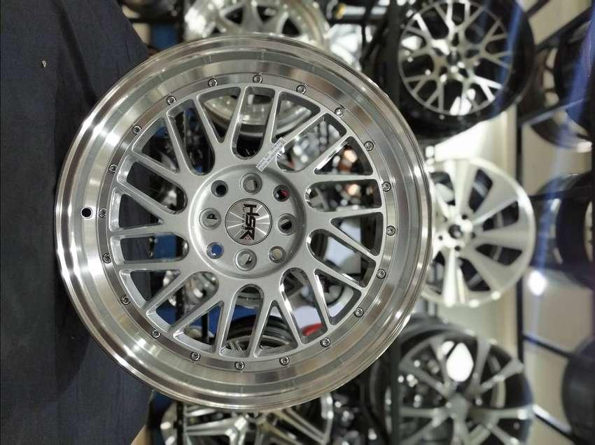 Velg Mobil Import Ring `7 Celong Di VEnice MEdan Bisa Untuk Yaris dll
