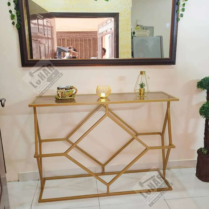 Iron Console Table / Dressing Tables 0