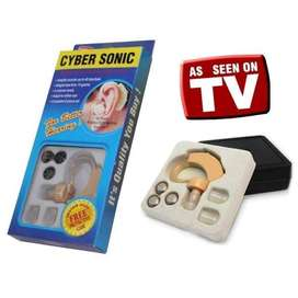 Cyber Sonic HEARING AID ALAT BANTU DENGAR Pedengaran Behind The Ear