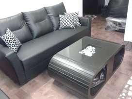 New Hexagon Sofa 3 Seater# 333