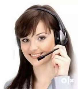 We are hiring for Tele callers fresher and experienced