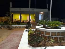 Farm Houses Plots Land on installments with several aspects