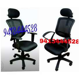 Neww mesh high back revolving office chair