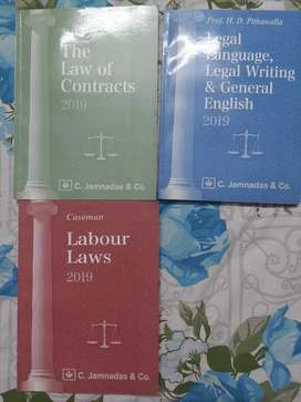 LLB Sem-1 books