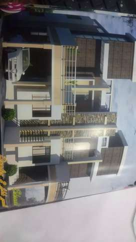 3bhk Fully furnished duplex