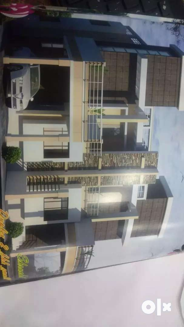 3bhk Fully furnished duplex 0