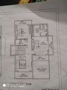 Under construction 3bhk independent bungalow for sale in varca
