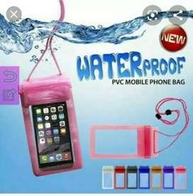 Waterproof hp , dompet hp anti air