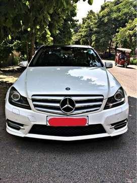 Mercedes-Benz New C-Class C 220d Avantgarde Edition, 2014, Diesel