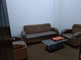 Sharing 2 Bed DD Availabel P&T colony Neat and clean People