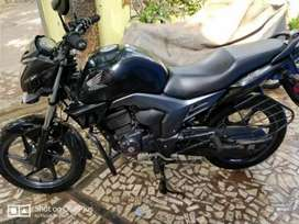Superb condition single handed Honda  150 CC CB-Trigger