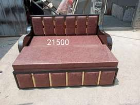 New Sofa cum Bed /  Full Size Double Bed also available