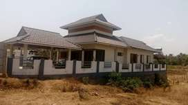 3 BHK 2000 Sq ft well maintained house 10 cent sale near mathrubhumi