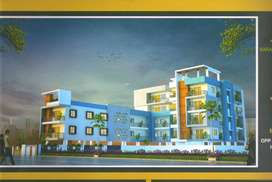3 bhk new flat at hatia available for sale 3825000/-