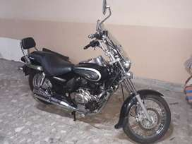 A brand new bike